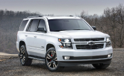 Le Chevrolet Tahoe... (PHOTO CHEVROLET) - image 3.0