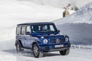 Le Mercedes-Benz Classe G... (PHOTO FOURNIE PAR MERCEDES-BENZ) - image 5.0