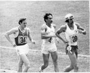 Marcel Jobin (20) aux Jeux olympiques de Montréal,... (PHOTO PAUL-HENRI TALBOT, ARCHIVES LA PRESSE) - image 2.0