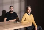 Yannic Ryan et Frédérique Beaubien, designers de Vaste... (PHOTO FOURNIE PAR VASTE) - image 2.0