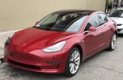 Un Modèle 3 de Tesla.... (PHOTO WIKIPÉDIA) - image 3.0
