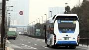 L'autobus à hydrogène Toyota Sora roule déjà à... (PHOTO TOYOTA) - image 3.0