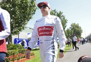 Kimi Räikkönen.... (PHOTO ANDY BROWNBILL, AP) - image 7.0