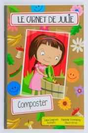 Le carnet de Julie - Composter, texte de Julia Gagnon, illustrations... (PHOTO ALAIN ROBERGE, LA PRESSE) - image 4.0