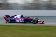 Toro Rosso compte sur le pilote Daniil Kvyat... (PHOTOJOAN MONFORT, ASSOCIATED PRESS) - image 10.0