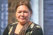 Viviane Michel, présidente de l'organisme Femmes autochtones du... (PHOTO FRANÇOIS ROY, LA PRESSE) - image 1.0