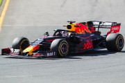 Max Verstappen a inscrit le 3e chrono durant... (PHOTO ASANKA BRENDON RATNAYAKE, AFP) - image 3.0