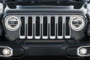 Le faciès reconnaissable de Jeep, sur la calandre... (PHOTO JEEP) - image 2.0