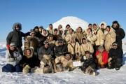 L'équipe du filmMaliglutit (Searchers), réalisé en 2016 par... (PHOTOA.J. MESSIER, FOURNIE PAR ISUMA) - image 5.0