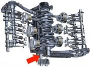 Dans certains 6.-cyl. Porsche entre 1998 et 2005,... (DIAGRAMME PORSCHE) - image 2.0