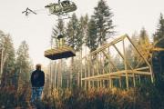 Se réfugier en forêt loin des tracas quotidiens. On en rêve tous.... (PLUSVISUAL) - image 4.0