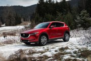 Le CX-5 Signature est au centre de Mazda... (PHOTO FOURNIE PAR MAZDA) - image 7.0