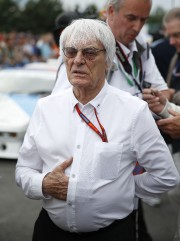 Bernie Ecclestone.... (PHOTO ERWIN SCHERIAU, AFP) - image 5.0