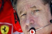 Jean Todt durant les essais du GP d'Espagne... (PHOTO JEAN-LOUP GAUTREAU, AFP) - image 7.0