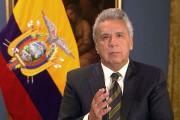 Lenin Moreno a fait une déclaration depuis Quito,... (AFP) - image 2.0