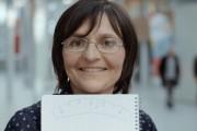 Agnès Poulbot, de Michelin, montre un croquis expliquant... (SAISIE D'ÉCRAN D'UINE VIDÉO MICHELIN) - image 2.0