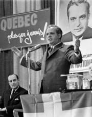 Jean-JacquesBertrand, premier ministre du Québec, a succédé à... (PHOTO ARCHIVES LA PRESSE) - image 19.0