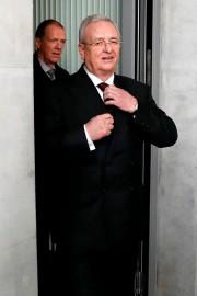Martin Winterkorn et quatre autres dirigeants du Groupe... (PHOTO ODD ANDERSEN, AFP) - image 2.0