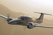 Un appareil DA62 du constructeur Diamond Aircraft... (PHOTO FOURNIE PAR DIAMOND AIRCRAFT) - image 3.0
