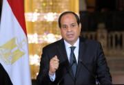 Abdel Fattah al-Sissi, président de l'Égypte... (PHOTO FOURNIE PAR LA PRÉSIDENCE ÉGYPTIENNE/ARCHIVES REUTERS) - image 2.0