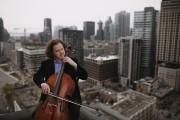 Le violoncelliste montréalais d'adoption Matt Haimovitz... (PHOTO BRENT CALIS, FOURNIE PAR MATT HAIMOVITZ) - image 4.0