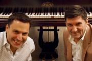 Jean-Philippe Sylvestre et Luc Beauséjour... (PHOTO FOURNIE PAR CLAVECIN EN CONCERTS) - image 5.0