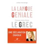 La langue géniale, Andrea Marcolongo... (IMAGE FOURNIE PAR L'ÉDITEUR) - image 3.0
