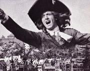 Le regretté Albert Millaire interprétant un corsaire canadien... (PHOTO RADIO-CANADA) - image 2.0