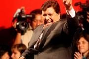 AlanGarcia lors de son élection à la présidence... (REUTERS) - image 2.0