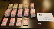 Le tabac était payé comptant. Un agent double... (PHOTO DÉPOSÉE EN COUR) - image 2.1