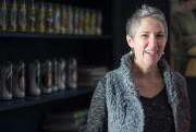Teresa Quilty, qui fait partie des instigateurs du... (PHOTO OLIVIER PONTBRIAND, LA PRESSE) - image 12.0