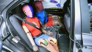 Les ceintures de sécurité de la banquette arrière sauvent des... (PHOTO IIHS) - image 2.0