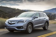 Acura RDX 2016... (PHOTO ACURA) - image 4.0