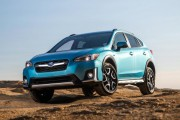 Subaru Crosstrek... (PHOTO SUBARU) - image 5.0