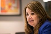 SuzanneRoy,vice-présidente de l'Union des municipalités... (PHOTOHUGO-SÉBASTIENAUBERT, ARCHIVES LA PRESSE) - image 3.0