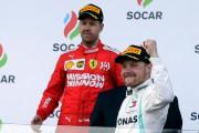 Sebastian Vettel n'avait pas le coeur à la... (PHOTO SERGEI GRITS, AP) - image 4.0