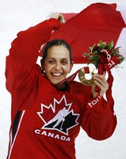 Danielle Goyette... (PHOTO PAUL CHIASSON, ARCHIVES LA PRESSE CANADIENNE) - image 5.0