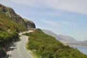 Les routes sont sinueuses dans l'île du Sud... (PHOTO STÉPHANIEMORIN, LA PRESSE) - image 2.0