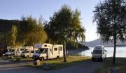 Scène croquée dans un camping aux abords du... (PHOTO STÉPHANIEMORIN, LA PRESSE) - image 3.0