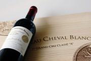 Le GrandCru Classé du Château Cheval Blanc jouit... (PHOTONICOLAS TUCAT, ARCHIVES AGENCE FRANCE-PRESSE) - image 5.0