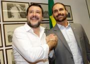 Matteo Salvini,ministre italien de l'Intérieur et chef de... (PHOTOLUCA BRUNO, ARCHIVES ASSOCIATED PRESS) - image 7.0