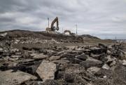 Les travaux de démolition de l'ancien... (PHOTO MARTIN TREMBLAY, LA PRESSE) - image 3.0