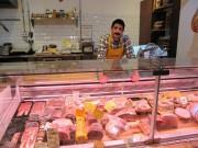 Casimo Miglietti a ouvert une boucherie avec son... (PHOTO PHILIPPE TEISCEIRA-LESSARD, LA PRESSE) - image 3.0