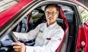 L'ingénieur Tetsuya Tada, patron de Toyota Performance.... (PHOTO TOYOTA) - image 1.0