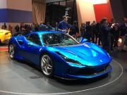 La nouvelle Ferrari F8 Tributo fait aussi l'objet... (PHOTO ÉRIC LEFRANÇOIS, LA PRESSE) - image 3.0