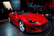 La Ferrari Portofino lors de son dévoilement au... (PHOTO RALPH ORLOWSKI, REUTERS) - image 4.0