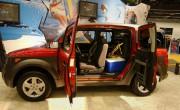 Le Honda Element.... (PHOTO IVANOH DEMERS, ARCHIVES LA PRESSE) - image 5.0