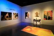 Vue de la partie de l'exposition Ellipses consacrée... (PHOTO HUGO-SÉBASTIEN AUBERT, LA PRESSE) - image 6.0