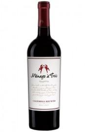 Le vin Ménage à trois contient 13,0g de... (PHOTO FOURNIE PAR LA SAQ) - image 3.0