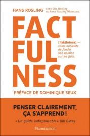 Factfulness :pourquoi le monde va mieux que vous... (IMAGE FOURNIE PAR LES ÉDITIONS FLAMMARION) - image 1.0
